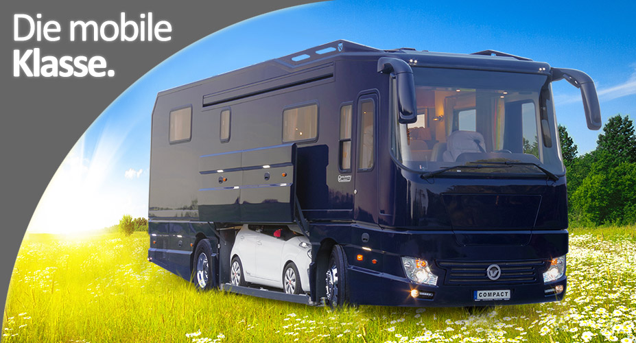 welcome to volkner mobil - luxury motorhomes